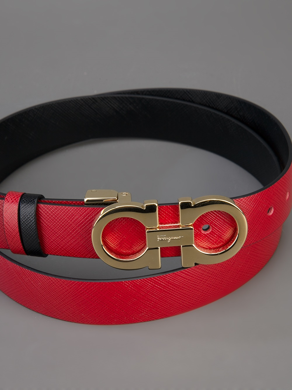 989e03b411c57 france lyst ferragamo gancino belt in red 4724a 5d418
