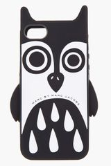 Marc By Marc Jacobs Silicone Owl Javier Iphone 5 Case - Lyst