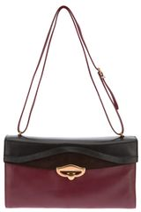 Nina Ricci Bicolour Shoulder Bag - Lyst