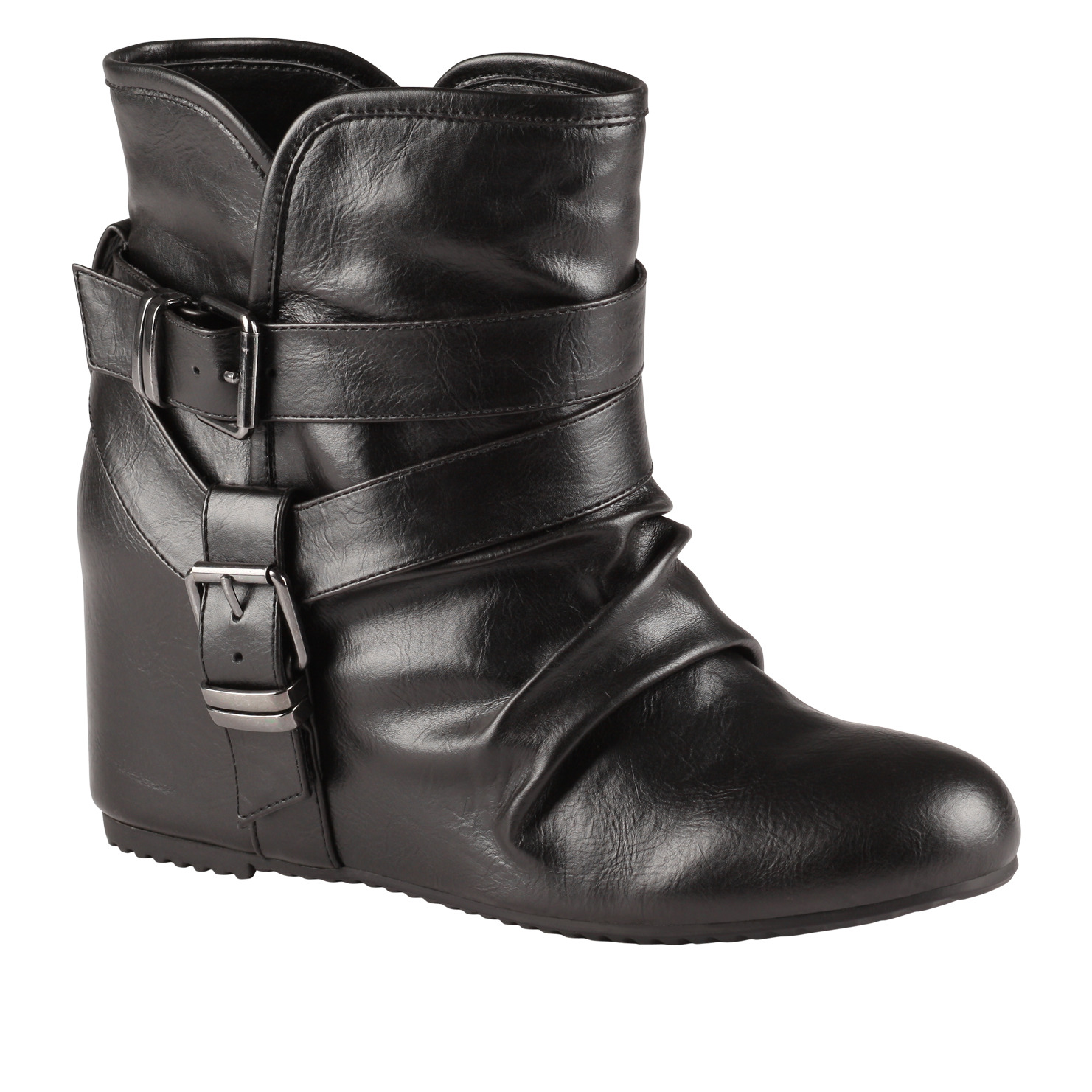 aldo elyta boots in black midnight lyst