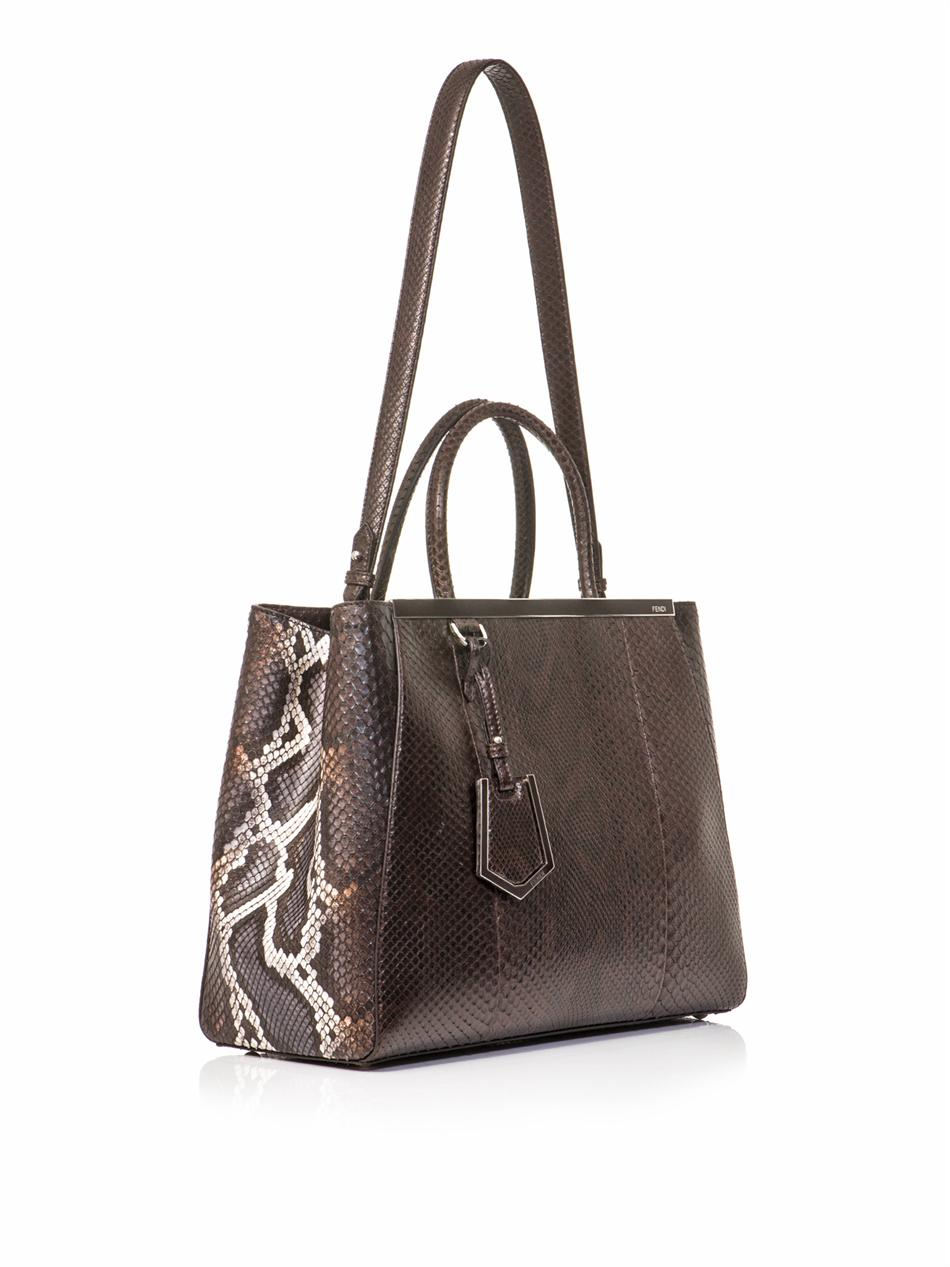 e8e6ee71b Fendi 2 Jours Bag Large   Stanford Center for Opportunity Policy in ...