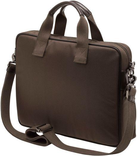 Mulberry Henry Laptop Case In Khaki For Men Silver Lyst
