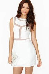 Nasty Gal Bright Future Dress - Lyst