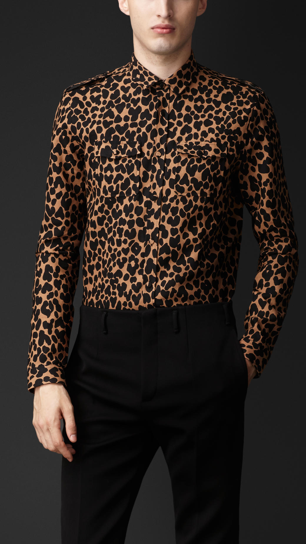 Free shipping BOTH ways on mens animal print shirt, from our vast selection of styles. Fast delivery, and 24/7/ real-person service with a smile. Click or call
