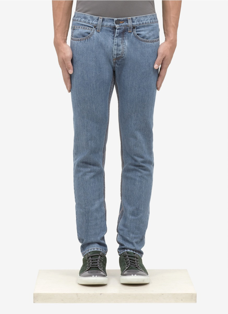 Find Lanvin men's jeans at ShopStyle. Shop the latest collection of Lanvin men's jeans from the most popular stores - all in one place.