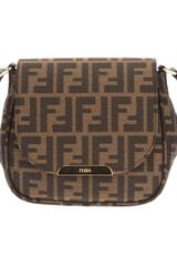 Fendi Crossbody Bag - Lyst