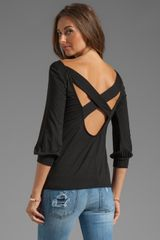 Rachel Pally Kaling Top in Black - Lyst