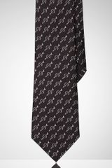Black Label Horse Shoe Tie - Lyst
