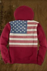 Denim & Supply Flagpatch Hoodie - Lyst