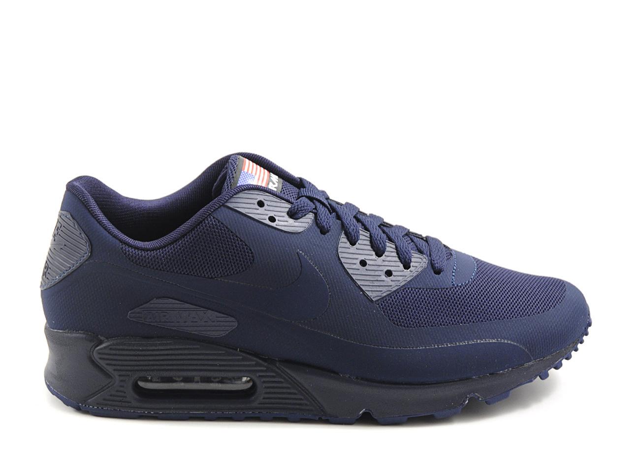 air max navy blue