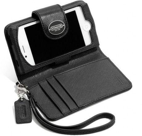 Coach Legacy Double Zip Wristlet Coach Legacy Phone Wristlet in