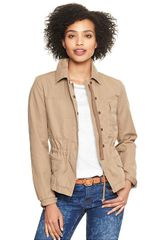 Gap Utility Jacket - Lyst