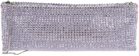 Le Silla Handbag in Purple (Lilac) - Lyst