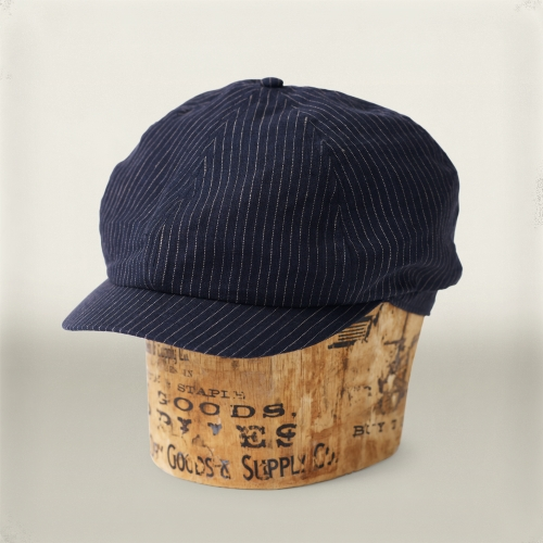 Lyst Rrl Newsboy Cap In Blue For Men
