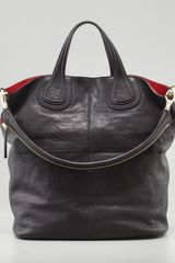 Givenchy Nightingale North-South Zanzi Tote Bag Black - Lyst