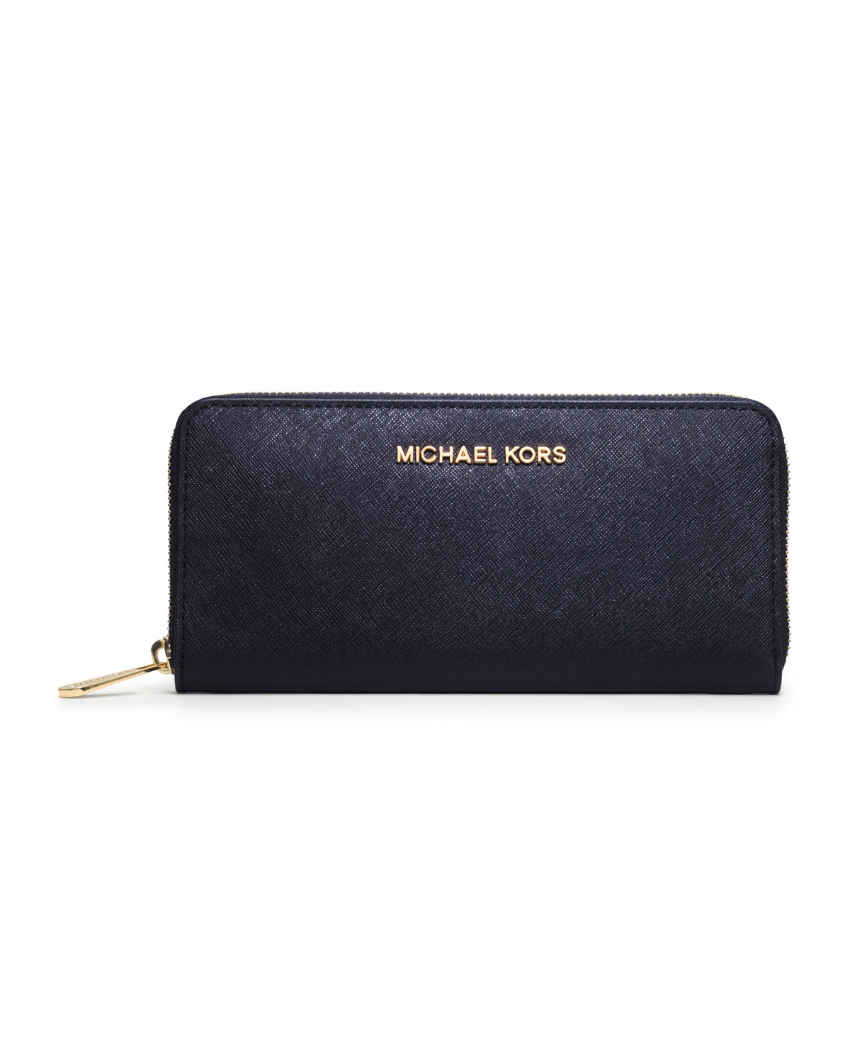 93d0ba2e626b Michael Kors Saffiano Wallet Navy | Stanford Center for Opportunity ...