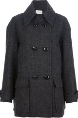 Isabel Marant Chester Double Breasted Coat - Lyst