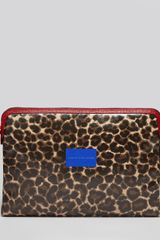 Marc By Marc Jacobs Computer Case Coated Canvas 13 - Lyst