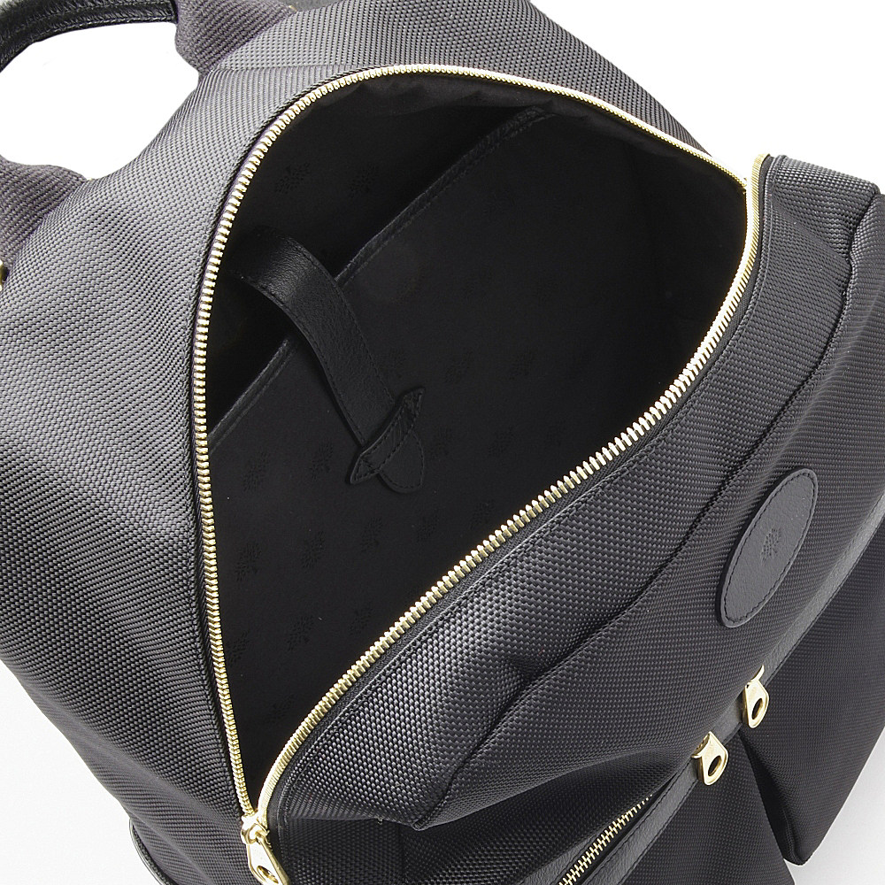 d806f36828 Mulberry Henry Backpack in Black for Men - Lyst