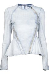 Willow Denim Jacket - Lyst