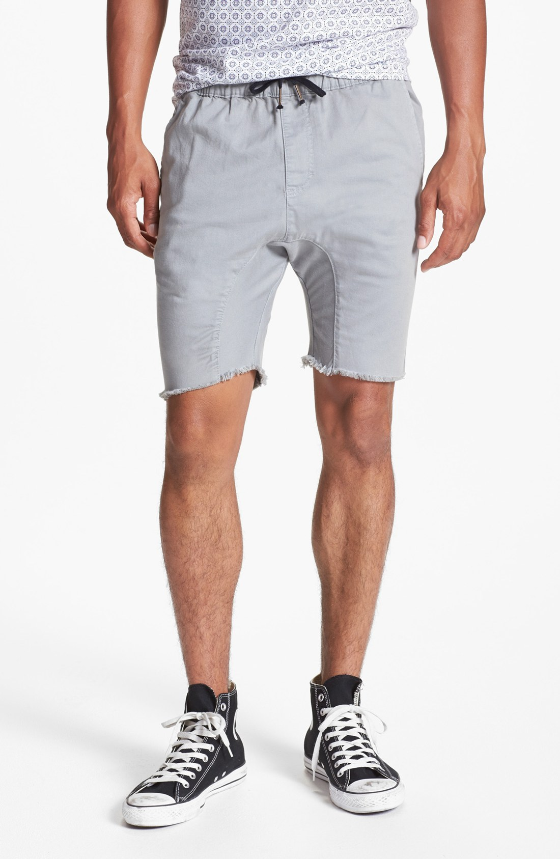 Cut Shorts Mens - The Else