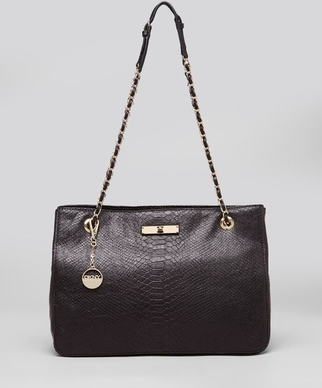 Tote Bag With Chain Strap 24