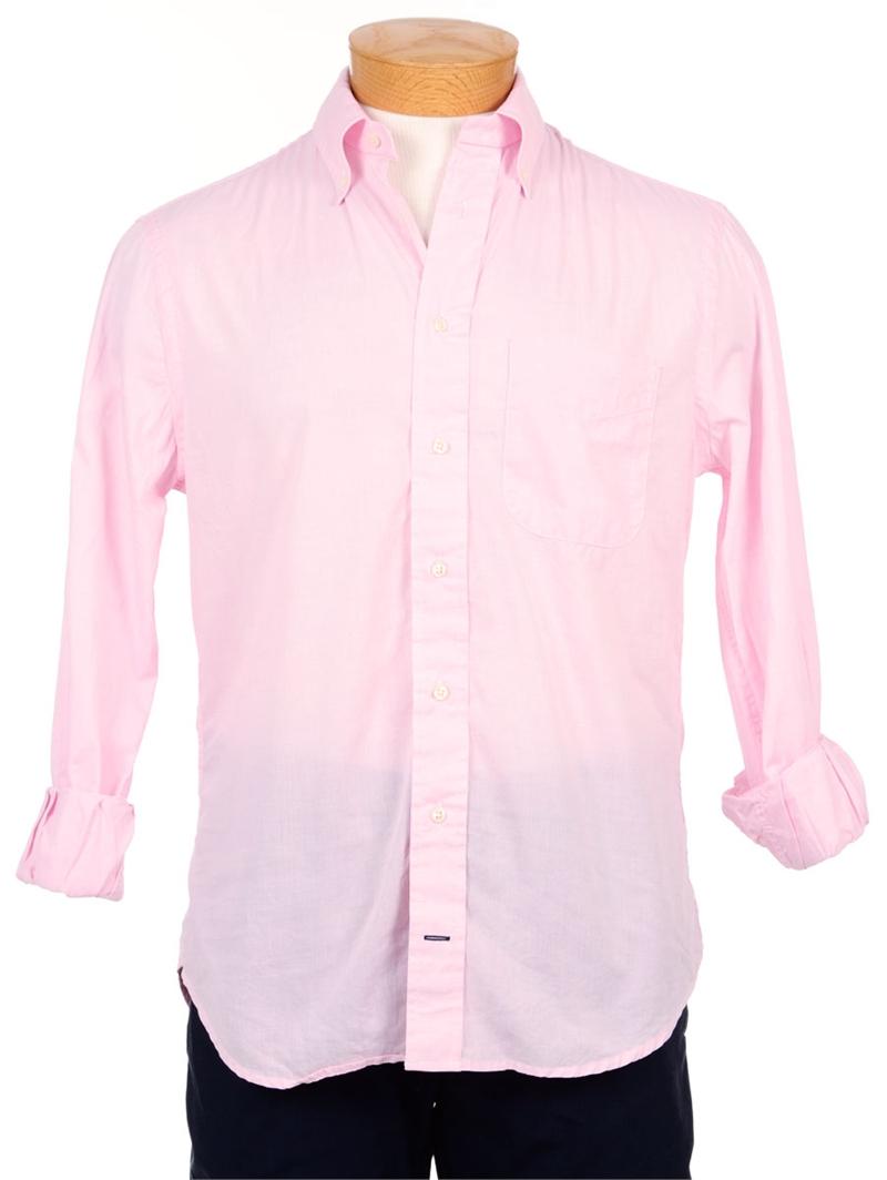 Gitman Brothers Vintage Exclusive Cotton Button Down Shirt