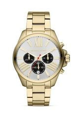 Michael Kors Midsize Gold Tone Wren Chronograph Watch 415mm - Lyst
