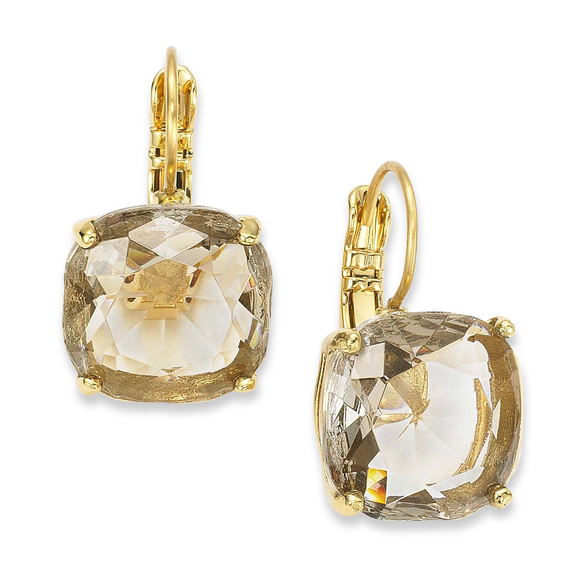 Kate spade new york Kate Spade New York Earrings 12k Gold Plated