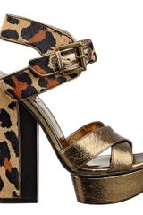 Nine West Harriets Sandal - Lyst