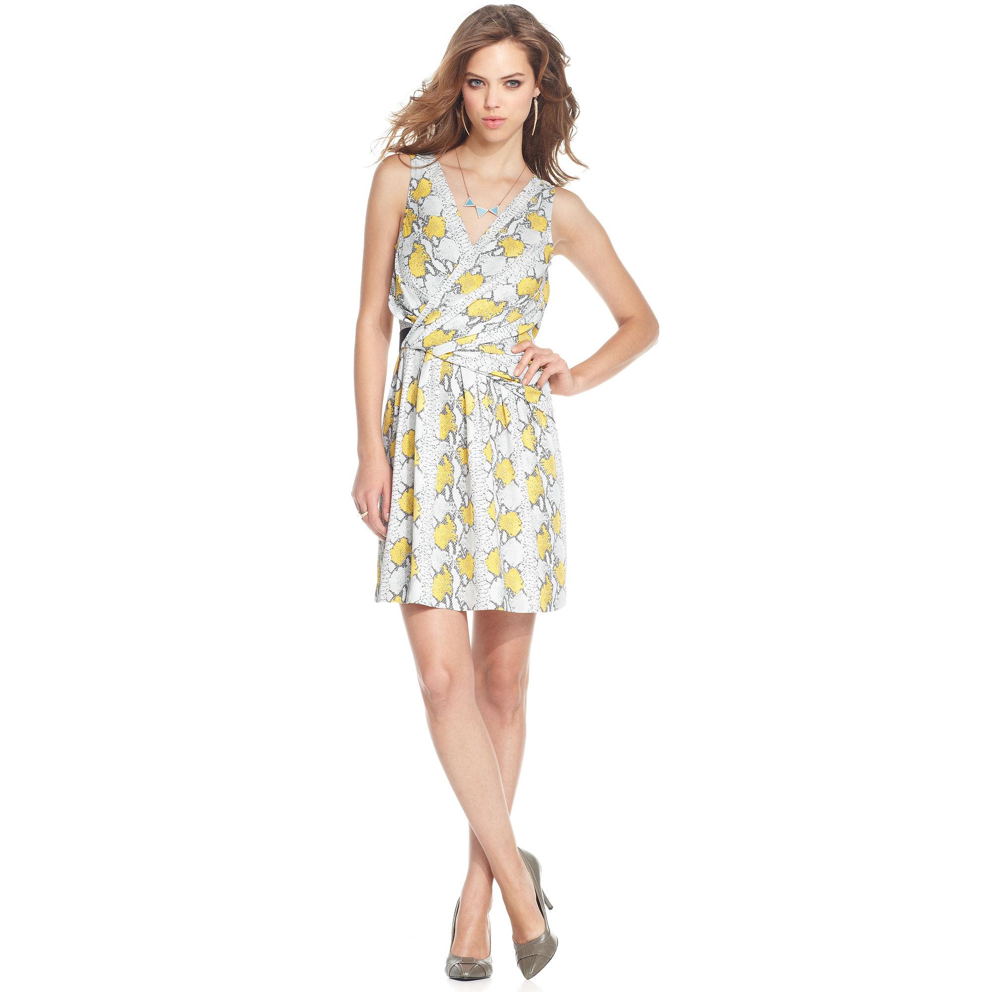 Rachel Roy Discount Gowns: Rachel Rachel Roy Rachel Rachel Roy Dress Sleeveless Vneck
