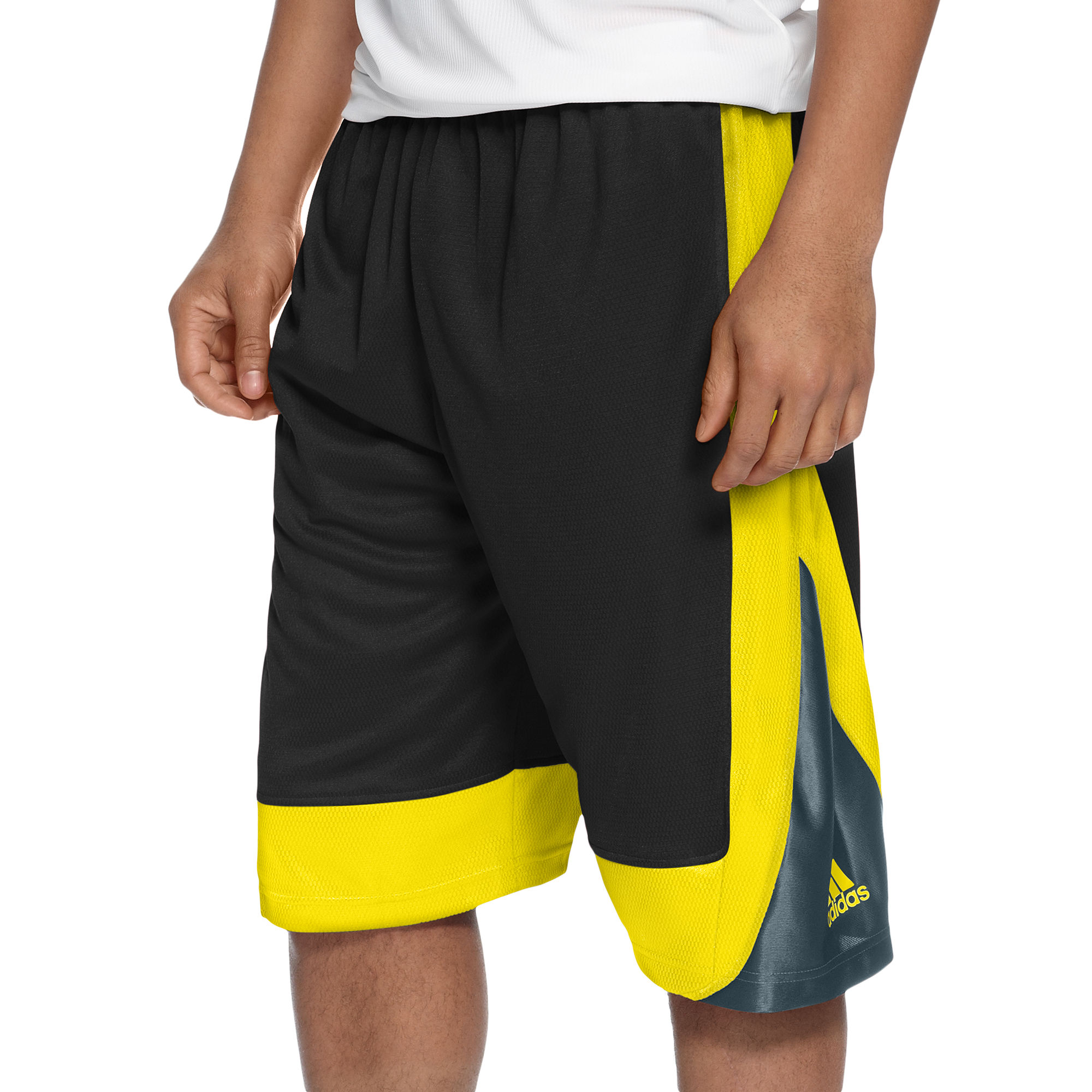 8097948cbb15 adidas-blackdark-onixvivid-yellow-crazy-shadow-climalite-basketball-shorts -product-1-12487160-160144659.jpeg
