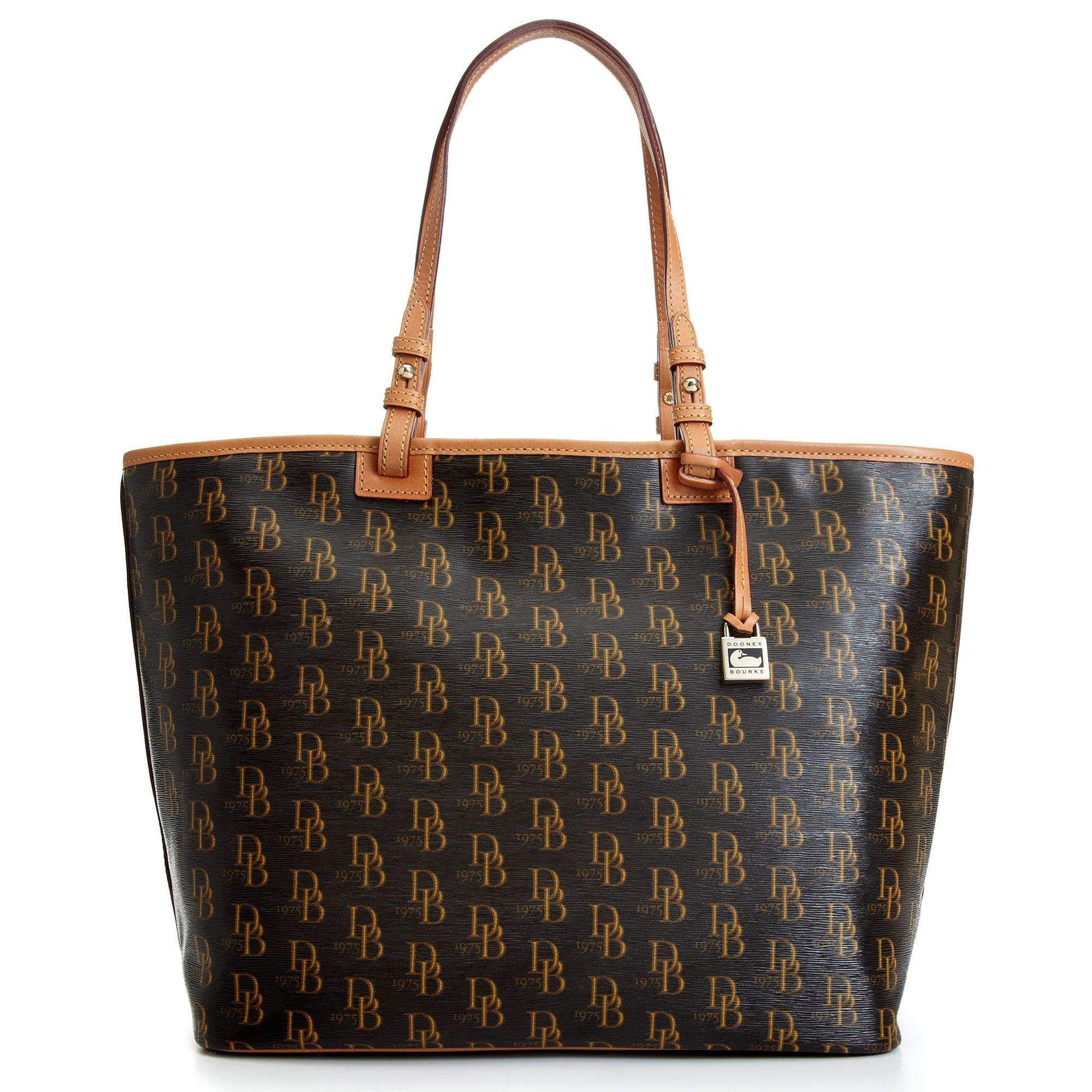 Lyst Dooney Amp Bourke Douney Bourke Handbag Signature