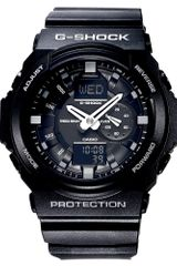 G-shock  Analog Digital Black Resin Strap - Lyst