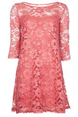 Notte By Marchesa Trapeze Dress - Lyst