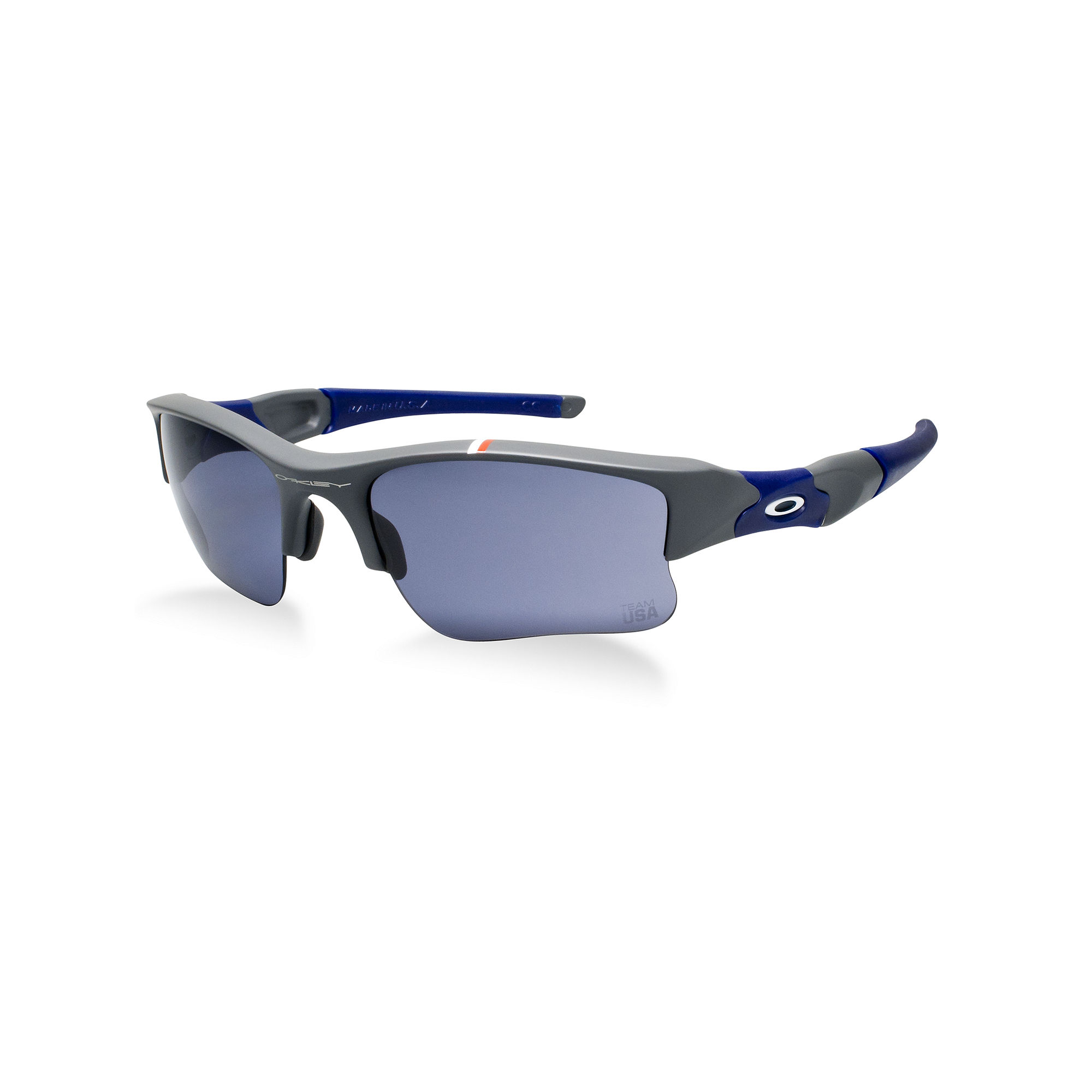 Lyst Oakley Flak Jacket Xlj Team Usa In Gray For Men
