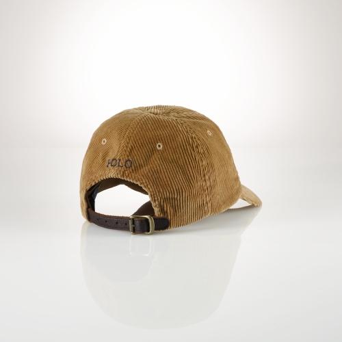 Lyst - Polo Ralph Lauren Corduroy Sports Cap in Brown for Men 00679732063