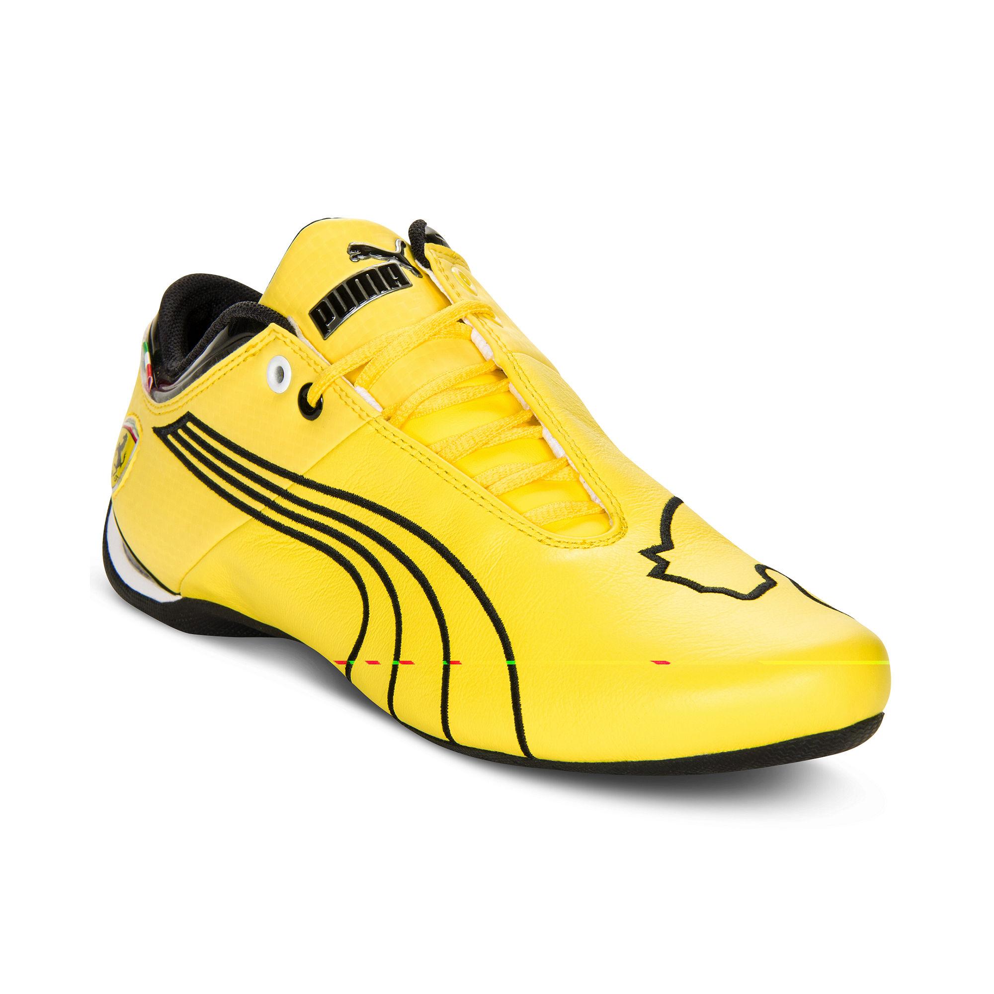 749a9ecf3324 Lyst - PUMA Future Cat M1 Big Sf Nm Sneakers in Yellow for Men