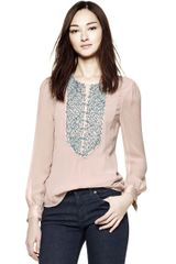 Tory Burch April Tunic - Lyst