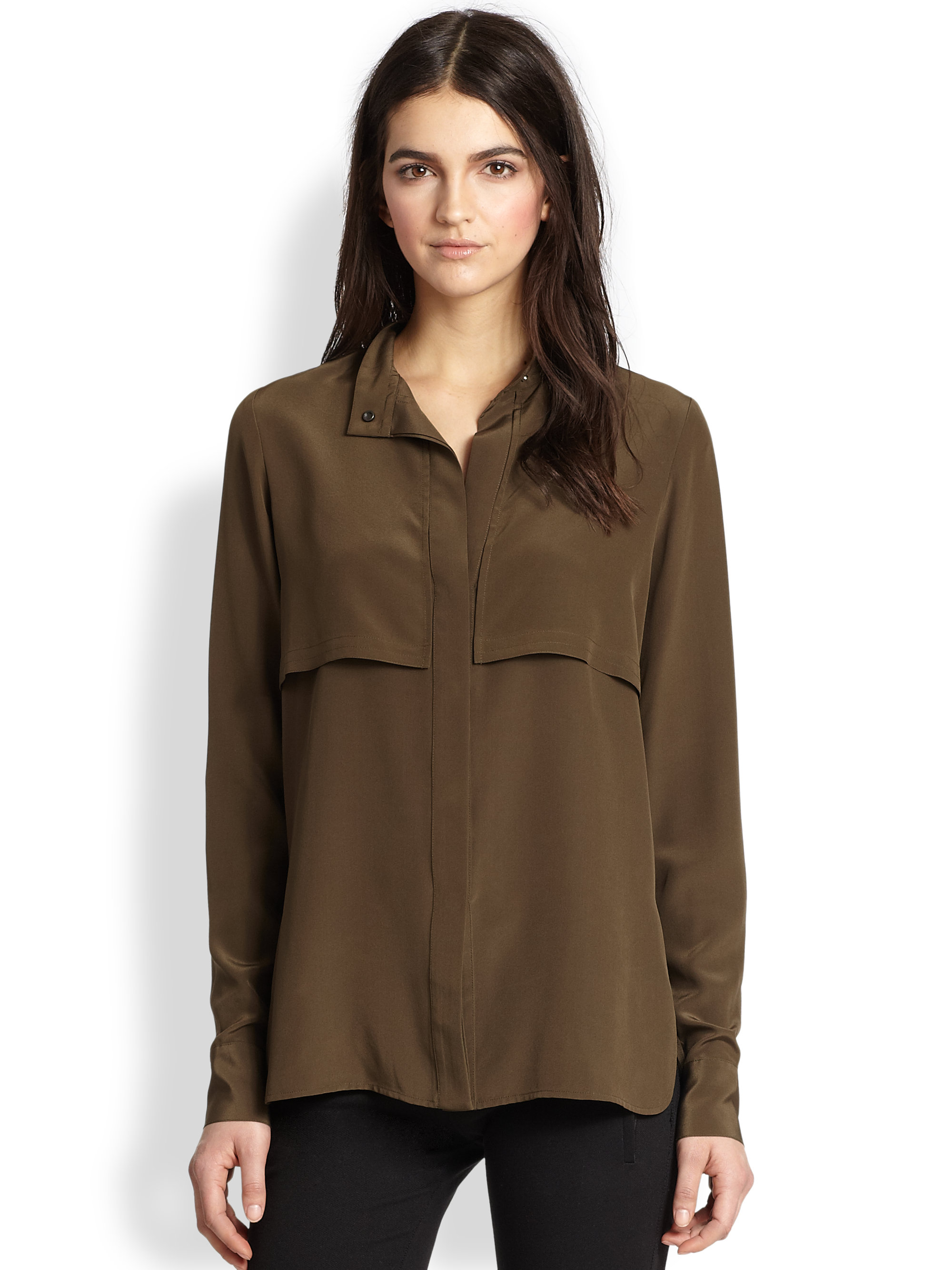 Military Blouse Shirt 73
