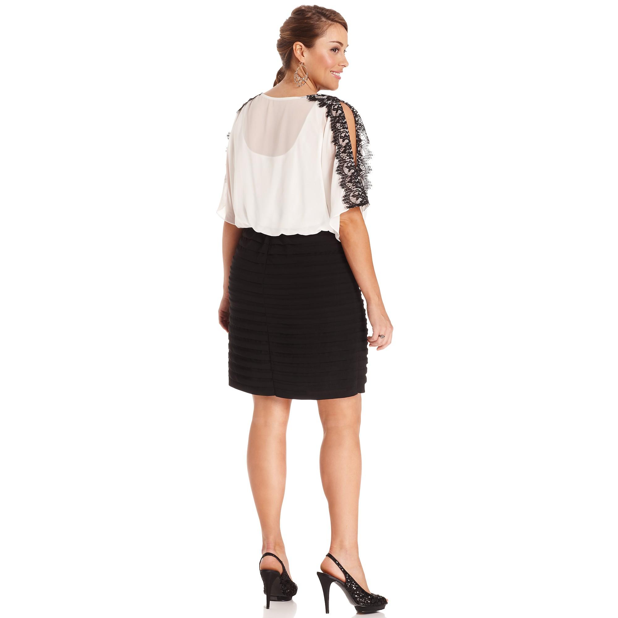 blouson plus size dresses image collections - dresses design ideas