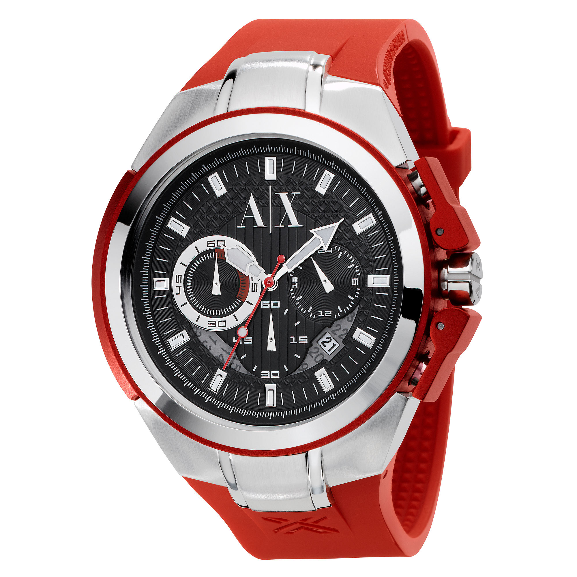 diesel mens watch s men red company dial rubber watches