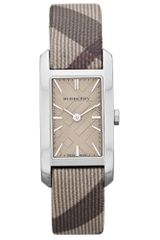 Burberry Womens Swiss Trench Check Fabric Strap 20mm - Lyst