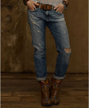 Denim & Supply Ralph Lauren Jeans Boyfriend Jeans Oceanside Wash - Lyst