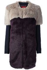 Dondup Wendy Coat - Lyst