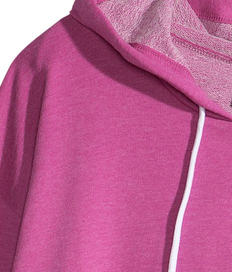 H&m Short Hooded Top in