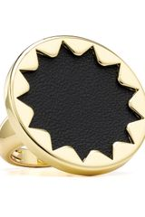 House Of Harlow Medium Sunburst Ring - Lyst