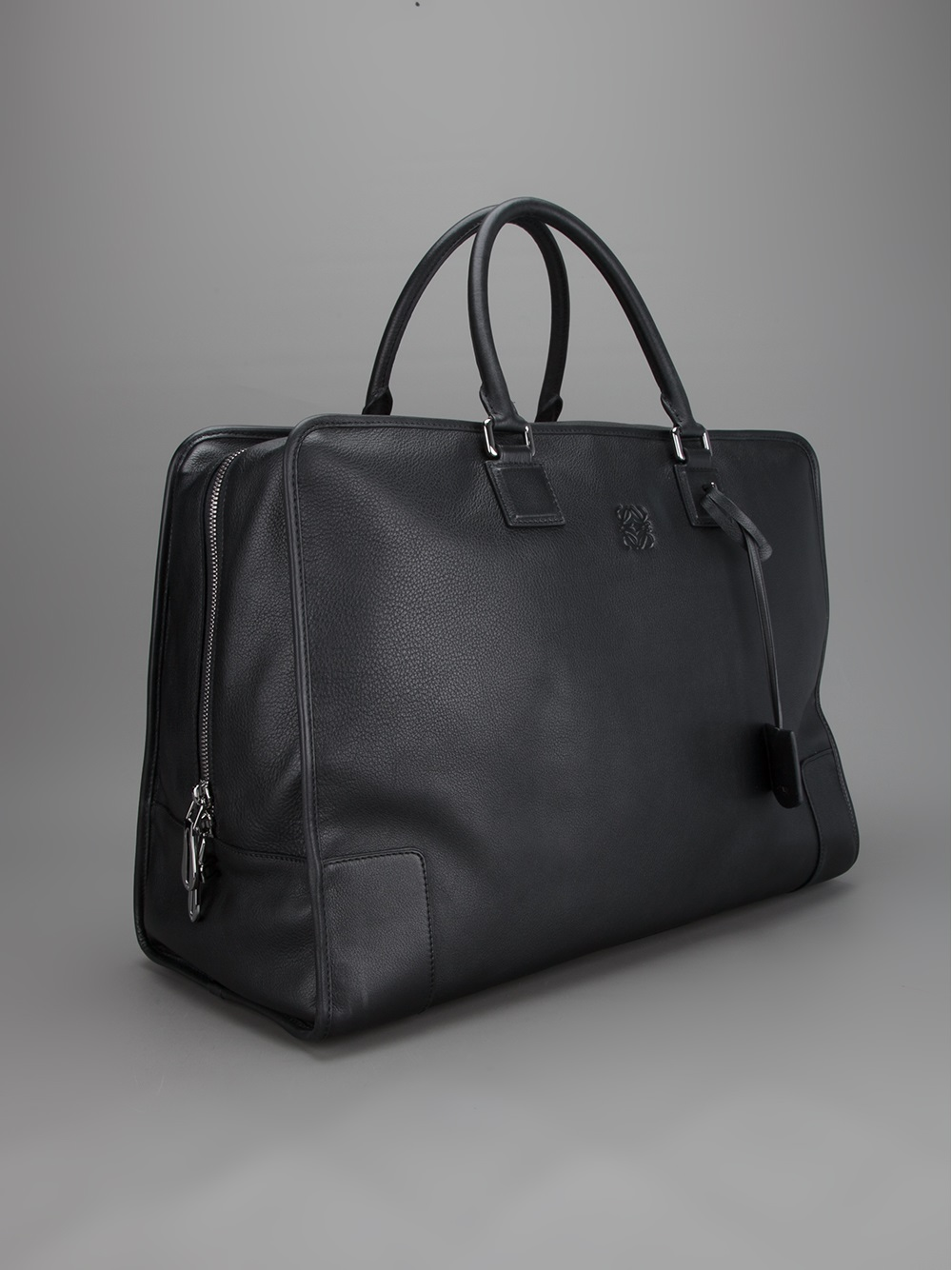 Loewe Amazona Weekender Bag in Black for Men