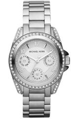 Michael Kors Womens Blair Stainless Steel Bracelet 33mm - Lyst