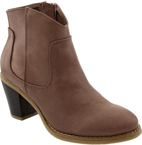 Old Navy Brown Boots/Booties. $ US 9 Regular (M,B) Sold Out Old Navy Grey Cowgirl Chic Boots/Booties. $ US 8. Sold Out Old Navy Boots/Booties. $